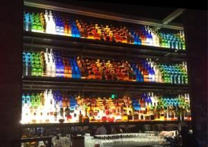 Backlit Bar Small